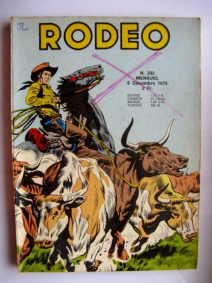 RODEO N°292TEX WILLER