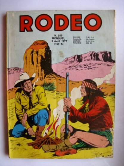 RODEO BD TEX WILLER (308)