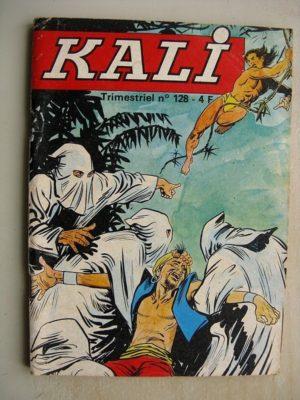 KALI Fils de la jungle N°128 La patrouille perdue – Jeunesse et Vacances 1980