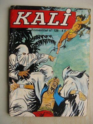 KALI (Fils de la jungle) N°128 La patrouille perdue - En avant John - Rosée d'étoiles (Jeunesse et Vacances)