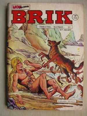 BRIK (Mon Journal) N° 164 FISHBOY – LE CORSAIRE DE FER