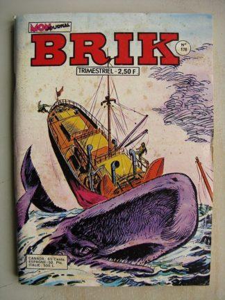 BRIK N°178 FISHBOY (Goliath) Drame sur la lagune (Doge - Venise) LE CORSAIRE DE FER (Des coups)