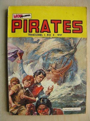 PIRATES (MON JOURNAL) n° 47 Walter de l'Isle – Villareal