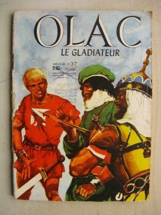 OLAC LE GLADIATEUR 1ère série N°37 (SFPI Jean Chapelle 1964)