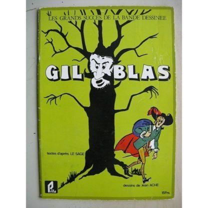 Gil Blas (Jean Ache - Lesage) Grands Succès de la BD - Prifo 1977