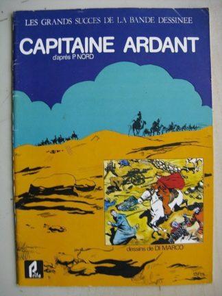 Capitaine Ardan (A. Di Marco - Pierre Nord) Grands Succès de la BD - Prifo 1977