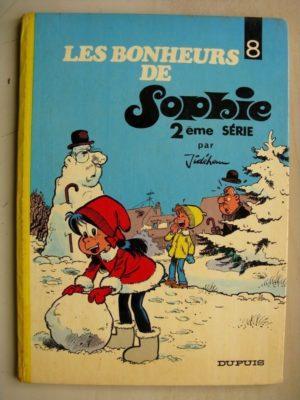 LES BONHEURS DE SOPHIE 2e série (Jidéhem/Vicq) Edition Originale (Dupuis 1973)