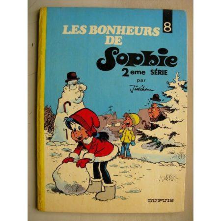 LES BONHEURS DE SOPHIE (Jidéhem/Vicq) Edition Originale (Dupuis 1973)