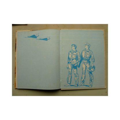 TANGUY ET LAVERDURE - Lieutenant Double Bang - Edition Originale (EO) Dargaud 1970