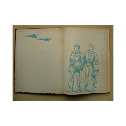 TANGUY ET LAVERDURE - Menace sur Mururoa - Edition Originale (EO) Dargaud 1969