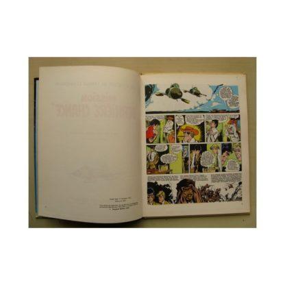 TANGUY ET LAVERDURE - Mission de la dernière chance - Edition Originale (EO) Dargaud 1972