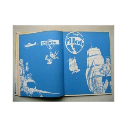 LE TOUR DE GAULE D'ASTERIX - Collection Pilote Dargaud 5a 1965
