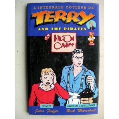 TERRY ET LES PIRATES Intégrale Tome 1 (1934-1935) Zenda Editions