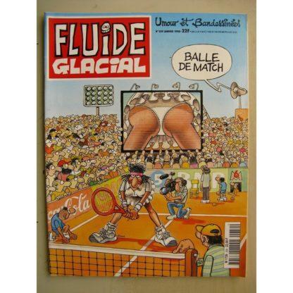 FLUIDE GLACIAL N°259 (janvier 1998) Coutelis/Tronchet - Fremion/Pichon - Moerell - Binet - Léandri/Hugot