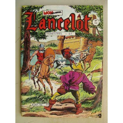 LANCELOT N°142 La harpe d'or - Editions Mon Journal 1985