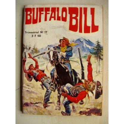 BUFFALO BILL N°17 Le roi de l'Ouest (Jeunesse et Vacances 1977)