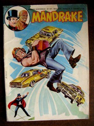 MONDES MYSTERIEUX - MANDRAKE n°437 (Editions des Remparts 1978)