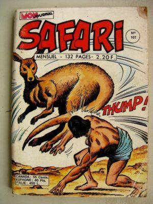 SAFARI (Mon Journal) N°107 Katanga JOE – Les singes parlants