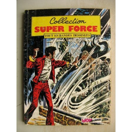 COLLECTION SUPER FORCE 8 - Force X contre Force Zero - Invasion - Starblazer (massacre des machines)
