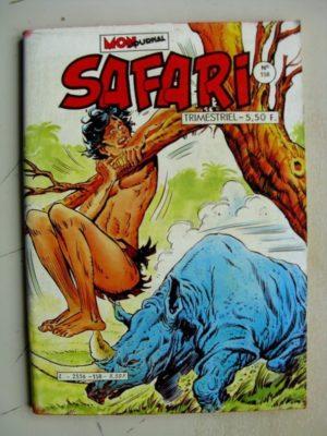 SAFARI (Mon Journal) N°158 FLASH Spécial – Une tranche d'ananas