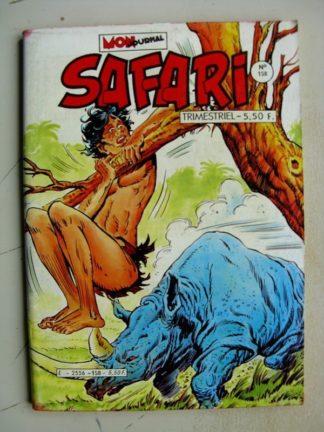 SAFARI N°158 (Mon Journal 1984)