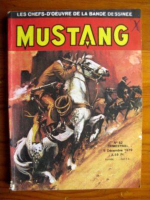 MUSTANG N°52 Trois du Texas (LUG 1979)