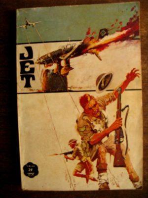 JET N°2 Jonas la Guigne – EDITIONS DE POCHE 1971
