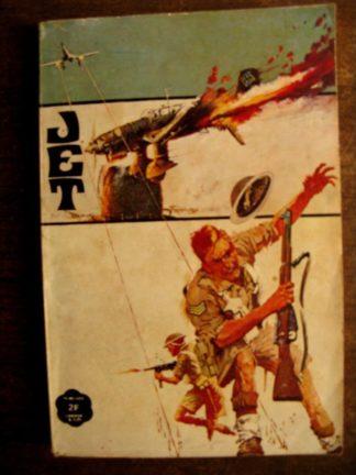 JET N°2 Jonas la Guigne - EDITIONS DE POCHE 1971