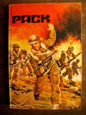 PACK N°1 L'évadé – EDITIONS DE POCHE 1971