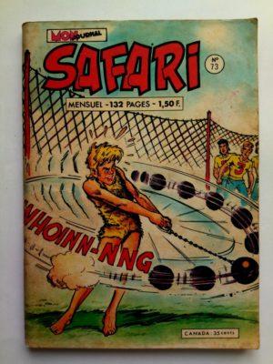 SAFARI (Mon Journal) N°73 Katanga JOE – Les terroristes