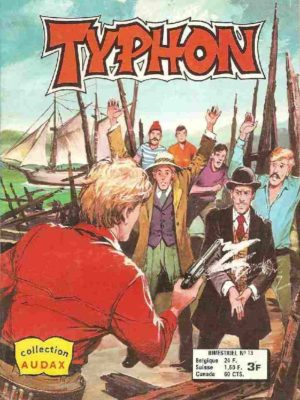 TYPHON N°13 Collection Audax Aredit 1978