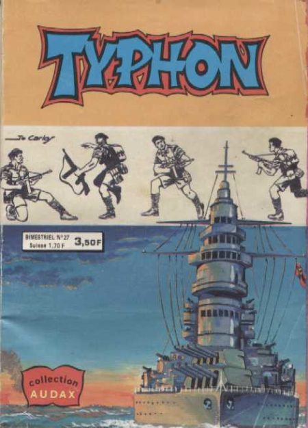 TYPHON 27 BD aredit