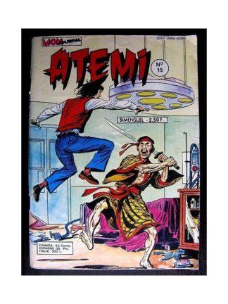 ATEMI N°15 TCHI KIAÏ - AMERE VICTOIRE