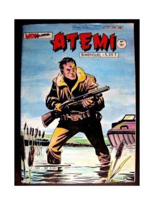 ATEMI (Mon Journal) N°187 ROCKY – Aux portes de la mort