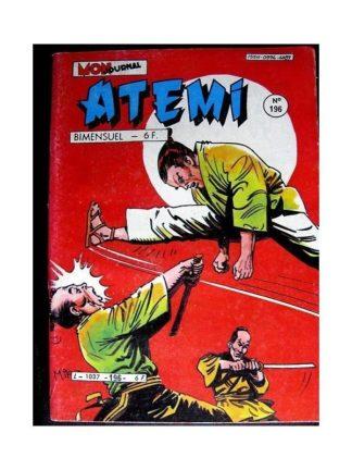 ATEMI N°196 POING D'ACIER - SAUVER TORA