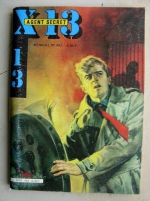X13 AGENT SECRET N° 442 Abracadabra (Impéria 1986)