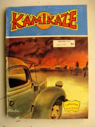 KAMIKAZE N°23 La dernière charge (Aredit 1980)