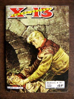 X13 AGENT SECRET N°387 Journal de bord (IMPERIA 1981)
