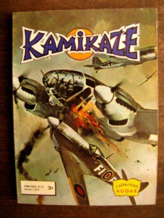 KAMIKAZE N°25 - AREDIT 1980