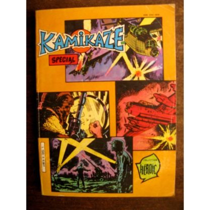 KAMIKAZE SPECIAL N°4 - AREDIT 1985