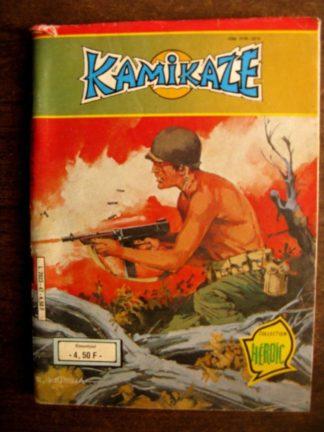 KAMIKAZE N°47 - AREDIT