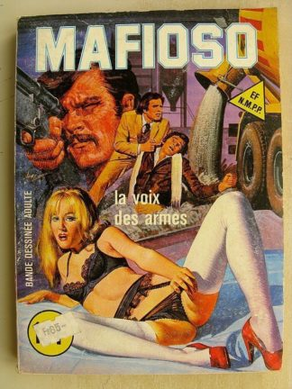 La voix des armes - Mafioso n°29 (Elvifrance)