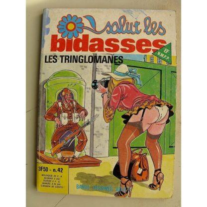 Salut les bidasses n°42 - Les Tringlomanes (Elvifrance)