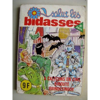 SALUT LES BIDASSES N°106 A Caleçon en zinc, Biroute Brindezingue (Elvifrance)