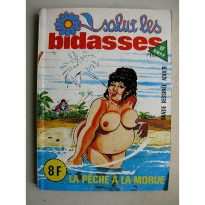 SALUT LES BIDASSES N°88 La pêche à la morue (Elvifrance)