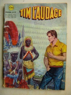 TIM L'AUDACE N°12 (Artima 1963)