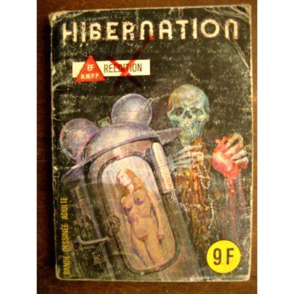 GRANDS CLASSIQUES DE L'EPOUVANTE N°49 Hibernation (Elvifrance)