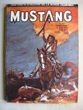 Mustang n°49 (Lug)