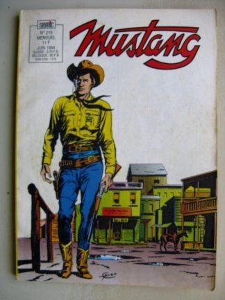 Mustang n°219 (Semic)