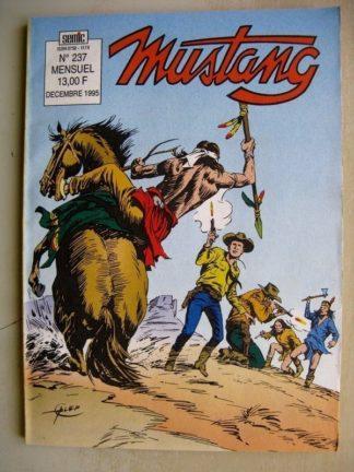 Mustang n°237 (Semic)